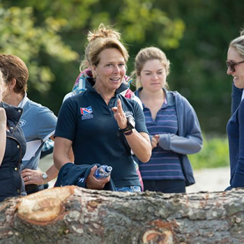 - Osberton International Horse Trials Incorporating The KBIS British Eventing Young Horse Championships - 2nd October 2015